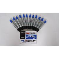 Wholesale JUNCAI X-1008 blue and black colour // plastic poles // whiteboard pen from china suppliers