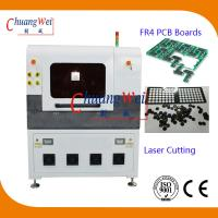 Printed Circuit Board Laser Cutter And PCB Depaneling With US Laser 355nm Manufactures