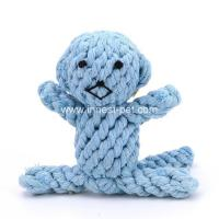 Buy cheap wholesale China cotton rope dog toy animal from wholesalers