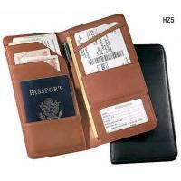 Buy cheap PU Passport Holder product