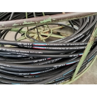 Buy cheap Black Synthetic EN 853 2SN Sae 100 R2at Wire Braid Hydraulic Hose 3/8 Inch from wholesalers