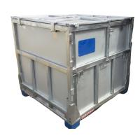 Buy cheap High Strength Metal IBC Tank Reusable Environmentally Friendly from wholesalers