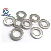 Buy cheap A2 A4 Stainless Steel 316 Flat Washers DIN125 DIN9021 M2 - M56 For Fastener Connection from wholesalers