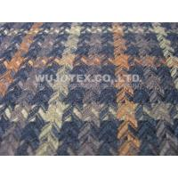 TR Polyester Viscose Rayon Jacquard Woven Fabric Clothing Material Manufactures