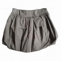 Buy cheap Girls' Skirt, Made of 100% Cotton Fabric, Suitable for 3M to 6-year Kids from wholesalers