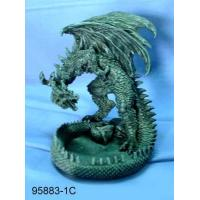 Buy cheap Polyresin Dragon figurine from wholesalers