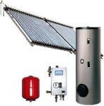 Buy cheap CE,Keymark certified pressurized solar water heater from wholesalers