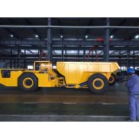 Buy cheap Diesel Centrally Articulated Low Profile Dump Truck 12tn For Underground Mining from wholesalers
