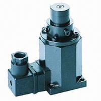 Buy cheap Proportional Hydraulic Solenoids, Used in Proportional Spillover and Decompression Valves  from wholesalers