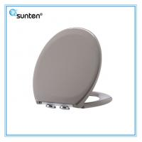 Buy cheap Sanitary Ware Xiamen Duroplast Grey Color Ttoilet Seat Brands from wholesalers