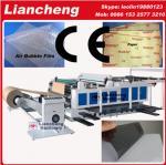 Buy cheap Bubble film, EPE, paper, plastic etc PLC DC disc cutter paper from wholesalers