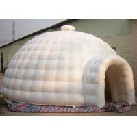 Wholesale Outdoor Durable Igloo Dome Tent 7 X 7 X 4 M PVC Tarpaulin For Advertising from china suppliers