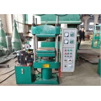 Buy cheap 300mm Stroke Four Column Type 2.2kw Rubber Moulding Press from wholesalers