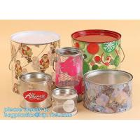 Buy cheap Packaging Empty Airtight Food sealed storage sweets cookies Dry fruit flower Pop corn tuna Clear plastic Nuts pull tab c from wholesalers