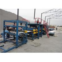 Buy cheap Cold Storage Sandwich Panel Roll Forming Machine High Thermal Resistance from wholesalers