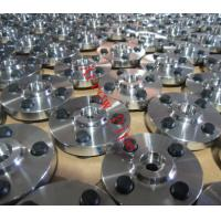 Buy cheap COPPER NICKEL FLANGES composite blind flange - ISO NP10 / ANSI B16.5 in carbon steel with copper nickel disc galvanized from wholesalers