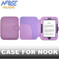 Buy cheap Girls Beautiful Premium Leather Nook Case For Barnes , Noble NOOK 2 Ereader from wholesalers
