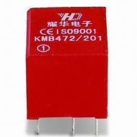 Buy cheap Epoxy Resin Embedded Thyristor Trigger Transformer with 3,000V Dielectric Strength from wholesalers