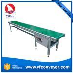 Buy cheap Aluminum Profile PVC Belt Conveyor from wholesalers