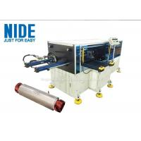 Buy cheap Electric Motor Stator Coil Forming Machine , Copper Wire Middle Shaping Machine from wholesalers