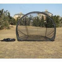 China Popup Golf Training Net, Made of Durable Oxford Fabric and PP Net on sale