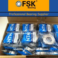 Buy cheap NTN Ball Caster Bearings 607 608 609 Miniature Ball Bearings product