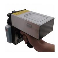 Buy cheap Leadjet handheld ink jet date printer( printing logo on oil drum or carton ) from wholesalers