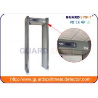 Wholesale Portable Super Door Frame Metal Detector Body Scanner , Banks Airport Security Detectors from china suppliers