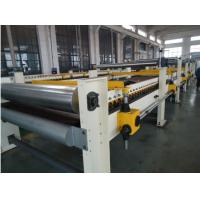 Wholesale 180KW Electric Carton Making Machines , 3 / 5 / 7 Layer Corrugated Sheet Production Line from china suppliers