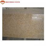 Buy cheap Padang Giallo Yellow Granite Slabs High Polished G682 Granite Big Slab from wholesalers