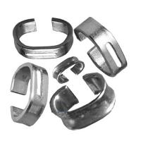 EL / R Textile Machine Parts , Ring Traveller Of Textile Machine Manufactures