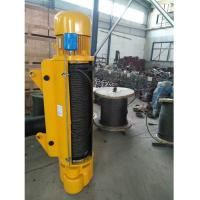 Wholesale Easy Operation Lightweight Electric Hoist Advanced Technique 8 M / Min from china suppliers