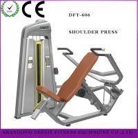 Buy cheap Commercial Gym Equipment Body Building Should Press Gym Machines from wholesalers
