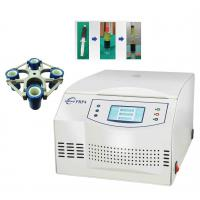 Wholesale Medical PRP Centrifuge Machine 4x50ml Capacity With Adjustable Speed Range from china suppliers