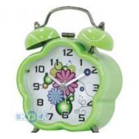 Buy cheap Flower Shape Twin Bell Alarm Clock from wholesalers