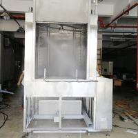 Buy cheap Stainless Steel 304 Commercial Dry Cleaning Machine / Spare Parts Dry Clean Washing Machine from wholesalers