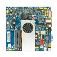 Buy cheap MITX-6564- Low Profile Mini-Itx Nvidia Ion 2 Embedded Board with Atom D525 from wholesalers