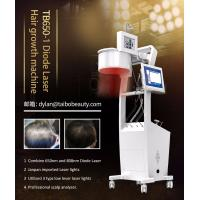 Buy cheap Diode Laser LED 384 Units Laser Hair Restoration Machine Regulate Oil Secretions from wholesalers