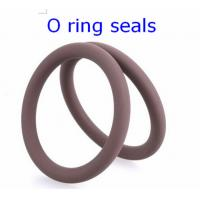 ORK Metric O Ring Seals For Automobile , High Temperature O Rings IIR 70 Manufactures