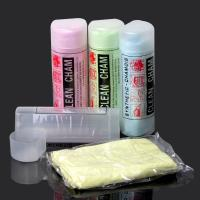 Buy cheap 43*32cm Compressed Car Cleaning Magic Towel Charm PVA chamois,PVA towel, CarCleaning Cloth from wholesalers