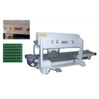 Wholesale CWV-2A Pcb Depaneling Machine With Converoy, Motorized Pcb Depanelizer For Pcb Assembly from china suppliers