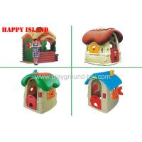 Buy cheap Plastic Outside Toys For Toddlers Of Cubby House Plastic Indoor Toddler Play Sets from wholesalers