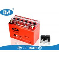 Buy cheap High Capacity Motorbike Gel Battery , Valve Regulated Lead Acid Battery from wholesalers