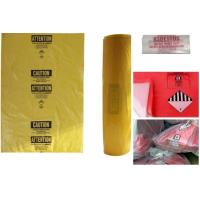 Buy cheap Asbestos Remove Autoclavable Biohazard Bags Large Oversize Thicker from wholesalers