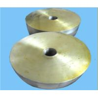 Wholesale Carbon / Alloy Steel Heavy Disk Forgings Diameter 300-1300mm from china suppliers