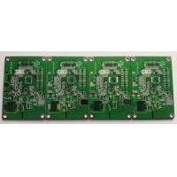Buy cheap 4 Layer Prototype PCB Board Immersion Silver Surface Finish low cost pcb prototype from wholesalers
