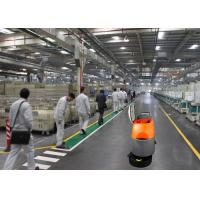 Wholesale Clothing Workshop Use Walk Behind Floor Sweeper Rechargeable And 24V Power from china suppliers