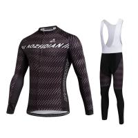 Buy cheap wholesale 2018 Custom cheap sublimation long sleeve bike team wear from wholesalers