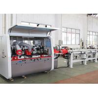 Buy cheap High Percision Four Side Moulder Inverter Feeding 5 Spindles Stable Performance from wholesalers