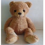 Buy cheap Fashion Herrington Plush Brown Teddy Bear Pebble Beach Golf Links 10cm from wholesalers